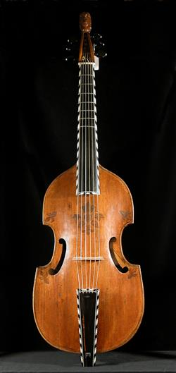 Viola da gamba | Thomas Collingwood