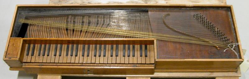 Klavikord | Pehr Schiörlin