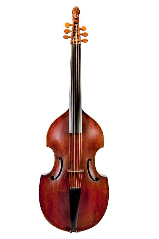 Viola da gamba | Nils Nilsson