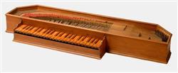 gebundenes Clavichord   Pisaurensis Domenicus