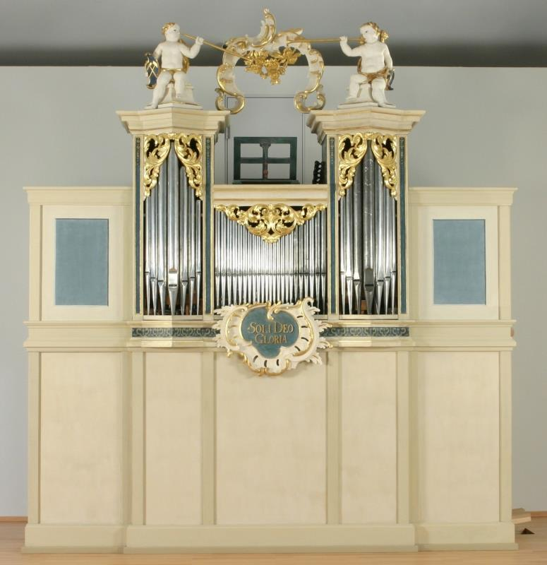 Orgel | Gottfried Silbermann