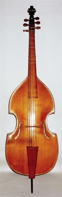 Violone | Rudolf Elger