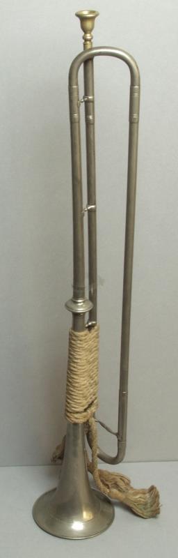 Fanfarentrompete | Deutsche Signal-Instrumenten-Fabrik Max B. Martin