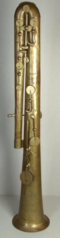 Tenor-Ophikleide/Bass-Ophikleide | John Augustus Köhler