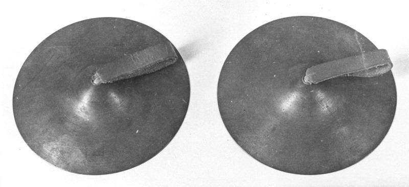 Paar kleine Becken | Alexander Heinrich