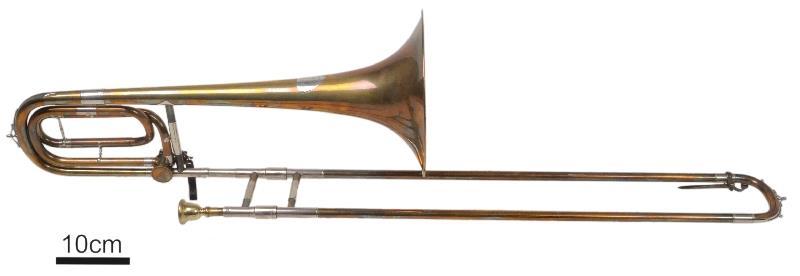 Bassposaune in B/F | Sächsische Musikinstrumenten-Fabriken
