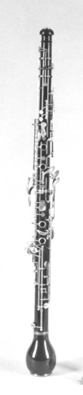 Oboe d'Amore | Otto Mönnig