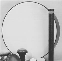 Riesen-Snare-Drum mit Resonanzkörper und Zubehör | Thomas Wolf