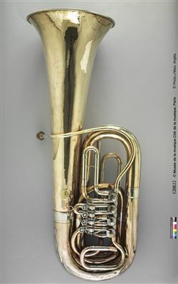 Tuba contrebasse en si bémol | Maria Wolf