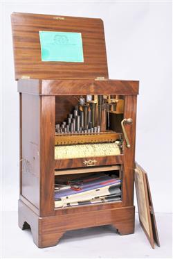 orgue de maneta | Jérome Thibouville-Lamy