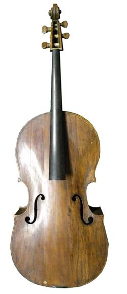 Basse de violon | Carlo Giuseppe Testore