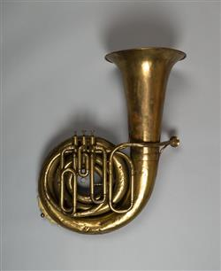 Bass tuba | J. Higham