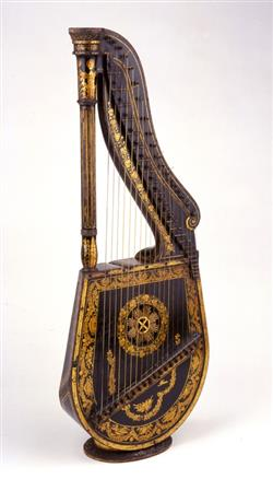 Dital harp | Edward Light