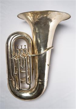 Bass tuba (low B-flat) | J. R. Lafleur & Son
