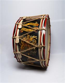Military bass drum | Hawkes & Son