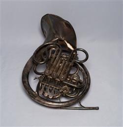 Double horn |