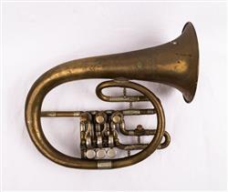 Kuhlo horn. | Meinel & Herold