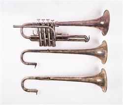 Trumpet.   Yamaha