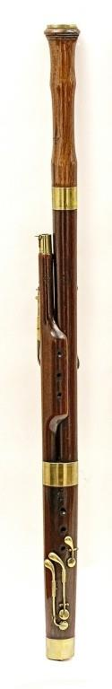 Tenor bassoon. Nominal pitch: F. | Savary