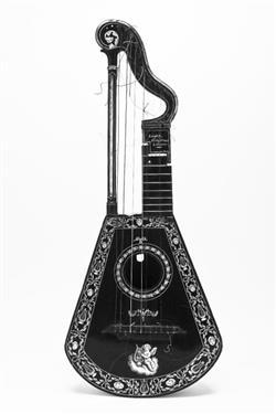 Dital harp. |
