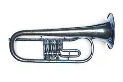 Flugelhorn. Nominal pitch: 4½-ft B?. | V. Kohlert's Söhne