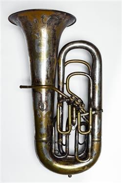 Tuba, Nominal pitch: E?. | Hawkes & Son