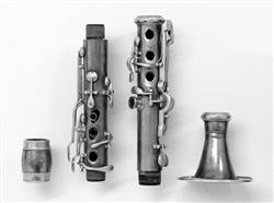 Clarinet. Nominal pitch: E?. | Ziegler
