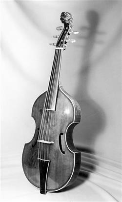 Viola da gamba | Joachim Tielke