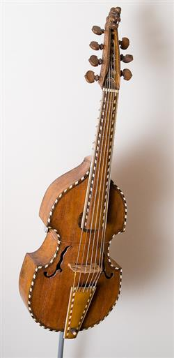 Viola da gamba | Arwit Rönnegren