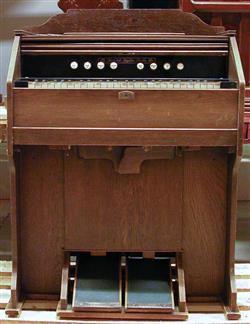 Harmonium | Rudolph Seydler