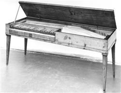 bundfreies Clavichord | Siegmund Theodor Krämer