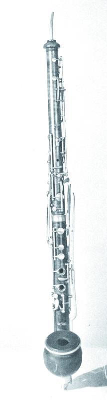 Heckeloboe da Caccia | Heckel