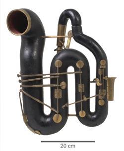 Violoncel-Serpent | Ludwig Embach & Co